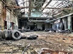 Retirement sale, everything must go! (neilsharris) Tags: abandonedchicago