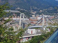 18082221237belvedere (coundown) Tags: genova crollo ponte morandi pontemorandi catastrofe bridge stralli impalcato piloni vvf autostrada
