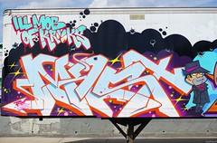 Mast (soulroach) Tags: queens ny nyc graffiti mast tge gfr imok