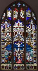crucifixion (J&J King, 1860s) (Simon_K) Tags: aslacton norfolk church churches eastanglia