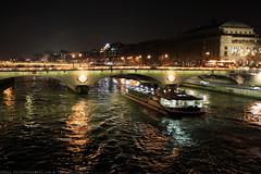 FR11 2599 Le pont au Change & la Seine. Paris (Templar1307) Tags: explore paris valdemarne iledefrance france bridge river seine night