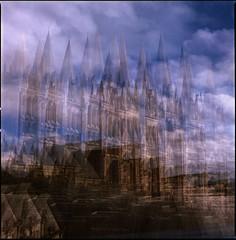 Truro (steve-jack) Tags: hasselblad 501cm 150mm kodak ektachrome cornwall truro cathedral film 120 6x6 mf medium format multiple exposure tetenal e6 kit epson v500