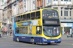 Dublin Bus GT160 (132D11612). (Fred Dean Jnr) Tags: dublin march2015 dublinbusyellowbluelivery dublinbus busathacliath pboro volvo wright wrightbus oconnellstreetdublin dublinbusroute9 gemini2 gt160 132d11612