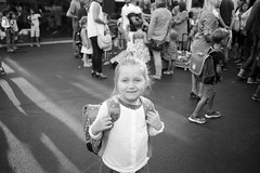 . (Film_Fresh_Start) Tags: 24x36 argentique ilfordfp4125 pentaxlx pentaxsmckseries50mm14 slr film bw nb rentréedesclasses enfance childhood