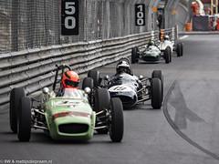 2018 Monaco GP Historique: Cooper T66 & Lotus 18 (8w6thgear) Tags: 2018 monaco grandprix historique monacogphistorique cooper climax t66 lotus 18 formula1 f1 tabac
