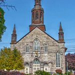Plattsburgh  New York - St Peter's Church - Historic thumbnail