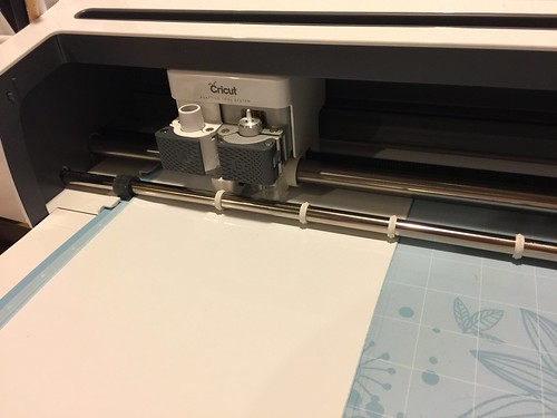 cutting vinyl cricut maker - dollar store craft