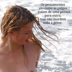 (belasfrases) Tags: frases belas natureza naturismo nudismo citações citacoes pensamentos pulgas