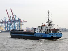 Sylvia (IMO 9454383) (Parchimer) Tags: frachter seeschiff cargoship freighter generalcargo schiff ship hamburg elbe