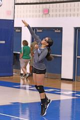 IMG_2308 (SJH Foto) Tags: girls high school volleyball teens team east stroudsburg varsity serve burst mode