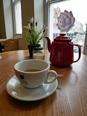 tea at steamer trading 263/365 (auroradawn61) Tags: steamertrading cafe tea bournemouth dorset uk england september 2018 lumixgx80 365daysin2018