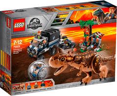 REVIEW LEGO 75929 Carnotaurus Gyrosphere Escape (hello_bricks) Tags: review lego 75929 carnotaurus gyrosphere escape truck ball jurassicworld jurassicpark fallenkingdom dinosaure dinosaurs dinosaur toy movie