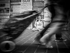 Movement (pretali-photography.com) Tags: london streetphotography bnw