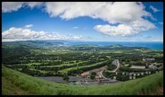 Only one way to fall (MElfver) Tags: mtomuro japan izu olympusomdem10ii olympusmzuiko124028 panorama