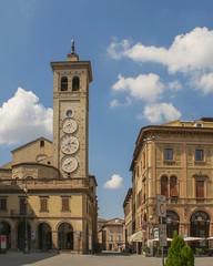 2018-08-21_Torre degli Orologi, Tolentino (maresaDOs) Tags: marche tolentino torre orologio italia agosto 2018 torredegliorologi