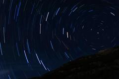 circumvalacion polar pirineus 2018 (jordi_messeguer) Tags: polar astronomía estrellas trazas circumvalacion meteeoros somy alpha3000 sky nocturna foto fotografia stars night