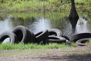 tire dumping (explored)
