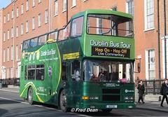 Dublin Bus RA260 (96D260). (Fred Dean Jnr) Tags: dublin march2015 dublinbus busathacliath bstone dublincitytour opentop volvo olympian alexander r ra260 96d260 parnellsquareeastdublin