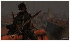 Can't Win If You Don't Fight | Attack on Titan in SL (frankieedon) Tags: second life anime attack titan