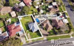 78 James Cook Drive, Melton West Vic