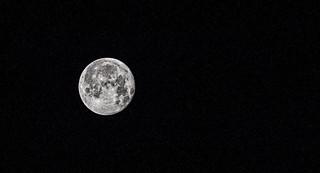 Full Moon Aug 2018