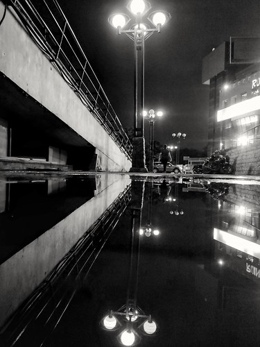 Monsoons and reflections