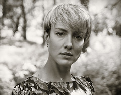 Julia (Valentyn Kolesnyk (ValeKo)) Tags: pentax people portrait k3 mood monohrome