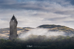 Misty - 05 Sep 2018 - 67 (ibriphotos) Tags: dumyat ochilhills wallacemonument commute stirling mist fog morning weather cycling clackmannanshire