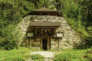 Historic lime kiln