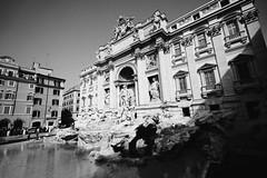 Rome (Colors in B&W) Tags: rome piazzanavona lazio travel piazzadispagna italy cittàeterna street roma