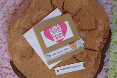Biglietti e tag regalo (CartaForbiciGatto) Tags: biglietti e tag regalo gift birthday card handmade flower new home