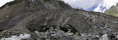 Chalaati Glacier (Giorgi Natsvlishvili) Tags: ჭალაათი ჭალაათისმყინვარი მყინვარი ჭალაადისმყინვარი ჭალაადი სვანეთი mountainscape mountains mountainscapephotography glaciers glacier chalaati chalaadi chalaatiglacier chalaadiglacier svaneti georgia caucasusmountains river landscape landscapephotography panorama pano canon canonmirrorless canoneosm50 canonm50 ice