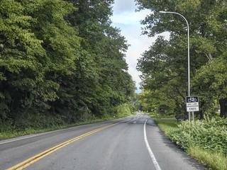 Scenic By-Way (Rt. 89) Ithaca, NY.