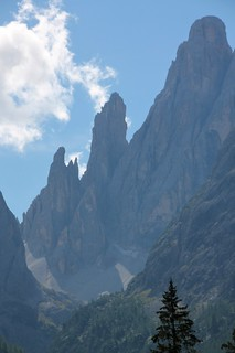September days in the Alps