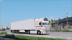 Krone trailer purchased, now its time for some new upgrades (axelrol) Tags: ets2 eurotrucksimulator2 krone coolliner dafxf