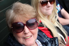Mum and Ashleigh at Regent's Park Open Air theatre (ec1jack) Tags: kierankelly canoneos600d ec1jack regentspark london england britain uk europe camden august 2018 park summer openair theatre