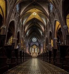 Saint Boniface church in Leeuwarden