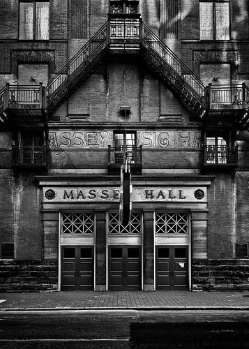 Massey Hall No 1