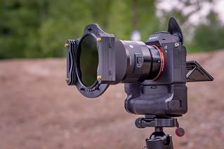 SONY ⍺7III & Sigma FE 1.4/24 DG Art & Cokin Z-Pro 100x100mm & IR-filter