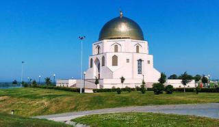 A mosque in Bolgar