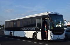 AR-115-GC(27)  Normandie Voyages, Sotteville-les-Rouen, France (highlandreiver) Tags: ar115gc27 ar 115 gc 27 normandie voyages autocars bus coach coaches disneyland paris france