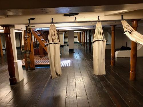 Crewmen's quarters