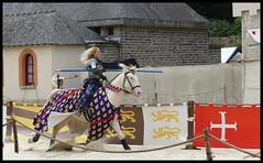 624 medieval (cbibi35) Tags: pixelbreizh medieval fete musique cheval bretagne bzh breizh bateau