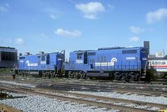 Conrail GP9 7506 (Chuck Zeiler) Tags: cr conrail gp9 7506 railroad emd locomotive chicago train chuckzeiler chz