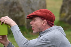 At Castlerigg Stone Circle (Bury Gardener) Tags: candid candids streetphotography street snaps strangers folks people peoplewatching 2018 england cumbria keswick castlerigg stonecircle