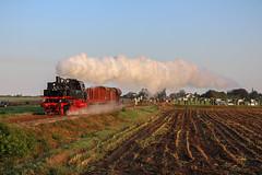VSM 64 415 | Beekbergen, 1-9-2018 (Arnoud - Fotografie) Tags: trein train zug vsm spoorlijn stoomtrein steamtrain dampflok dampfzug dampf rail railway railroad 64 415 beekbergen veluwe koningslijn terugnaartoen terug naar toen tnt 2018