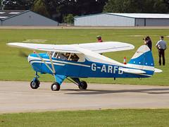 G-ARFD Piper Pa-22 Tri-Pacer (johnyates2011) Tags: sywell laarallysywell2017 laarally2017 garfd piper pa22 tripacer piperpa22 piperpa22tripacer
