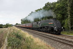 60009 'Union of South Africa' (james_olympus) Tags: a4 60009 steam railtour