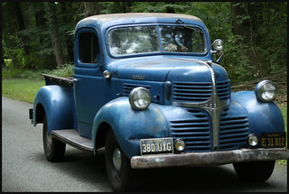 Dodge Pick-up Truck - 1947