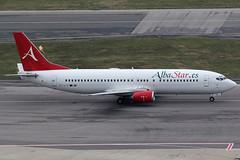 AlbaStar Boeing 737-4K5 EC-LTG (c/n 24129) (Manfred Saitz) Tags: vienna international airport schwechat vie loww flughafen wien albastar boeing 737400 734 b734 ecltg ecreg